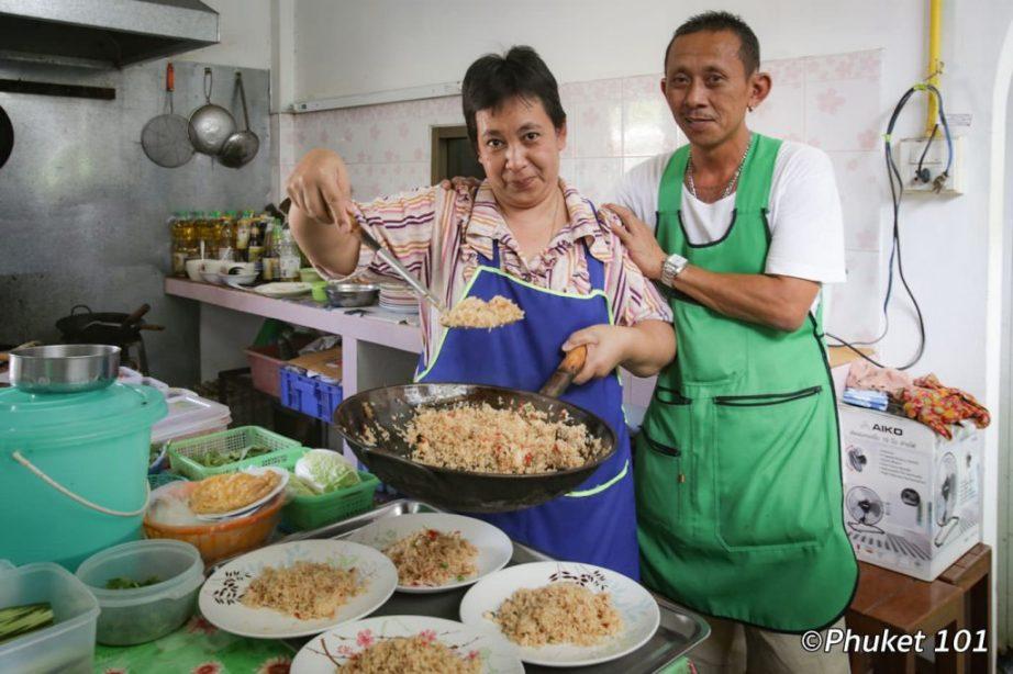 Boon's Local Thai Restaurant in Phuket Town