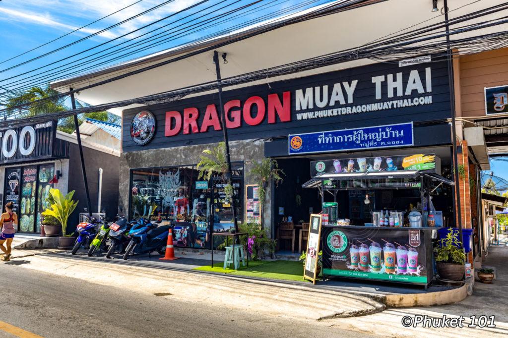Dragon Muay Thai Camp