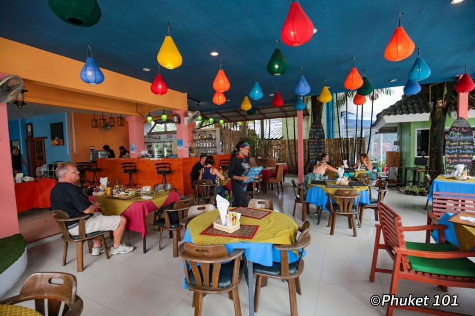 Sugar & Spice Restaurant at Sugar Inn Phuket