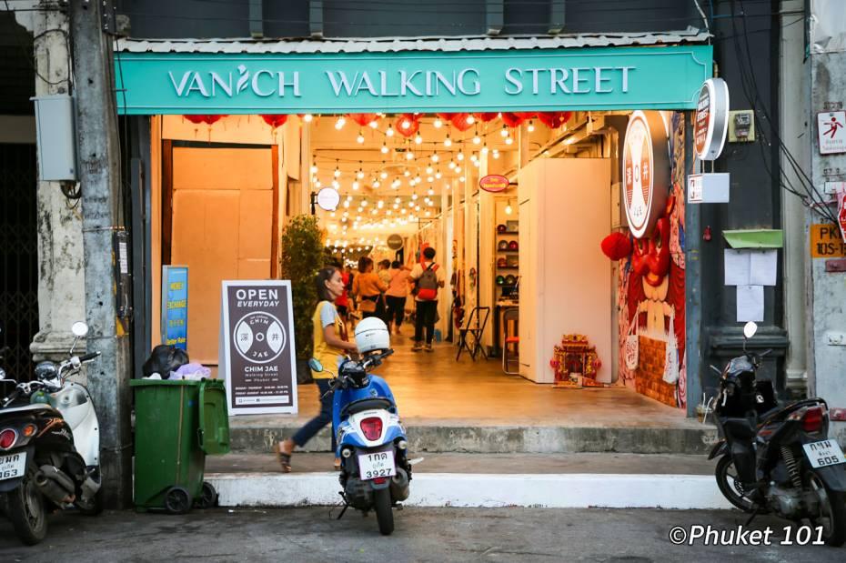 vanich-walking-street