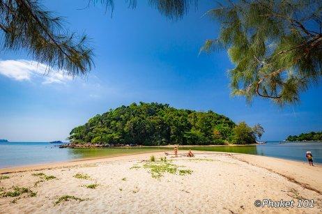Layan Beach Phuket Thailand