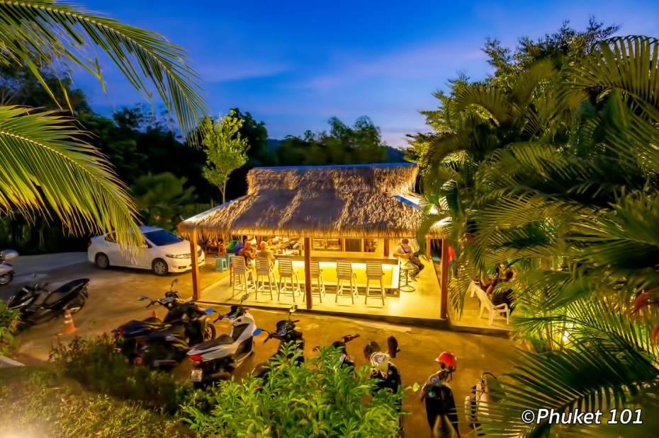 Wassa Bar Phuket