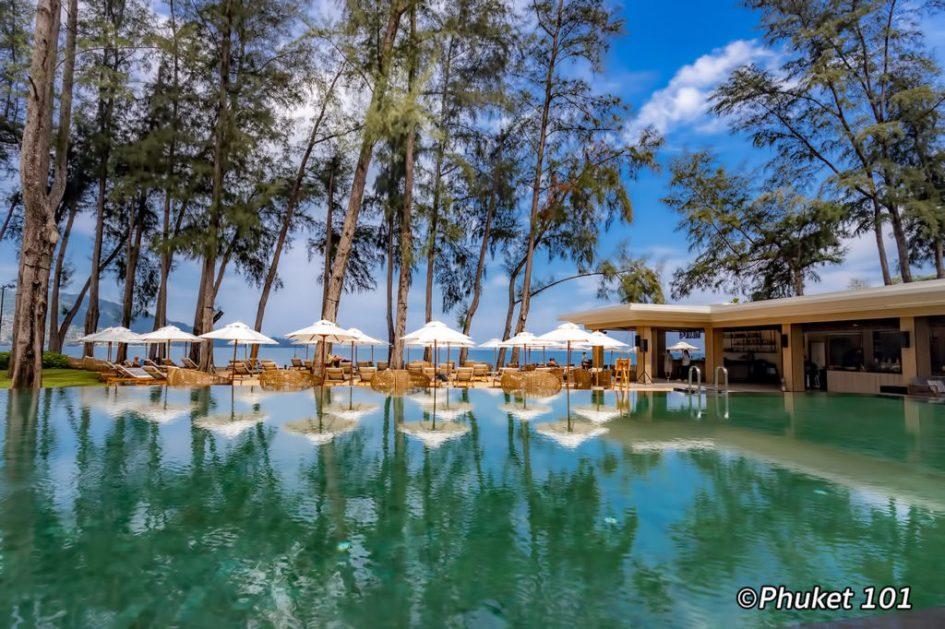 Pine Beach Club in Phuket