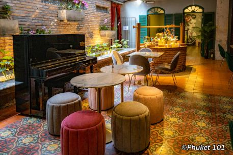 Phuket coffee shop