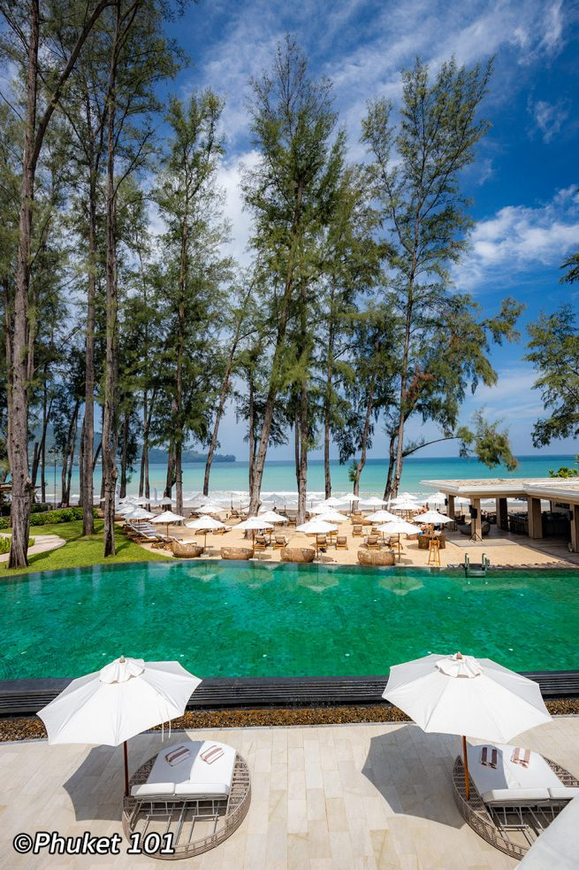 Pine Beach Club in Kamala Beach Phuket