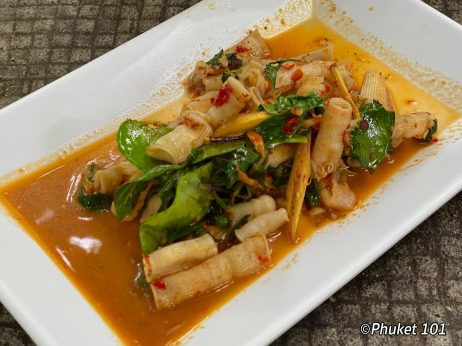sand-worms-salad-ta-tuay-restaurant-phuket