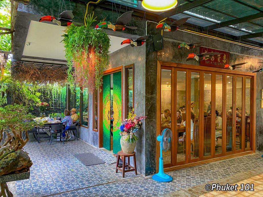 Ta Tuay Michelin Thai Restaurant in Phuket