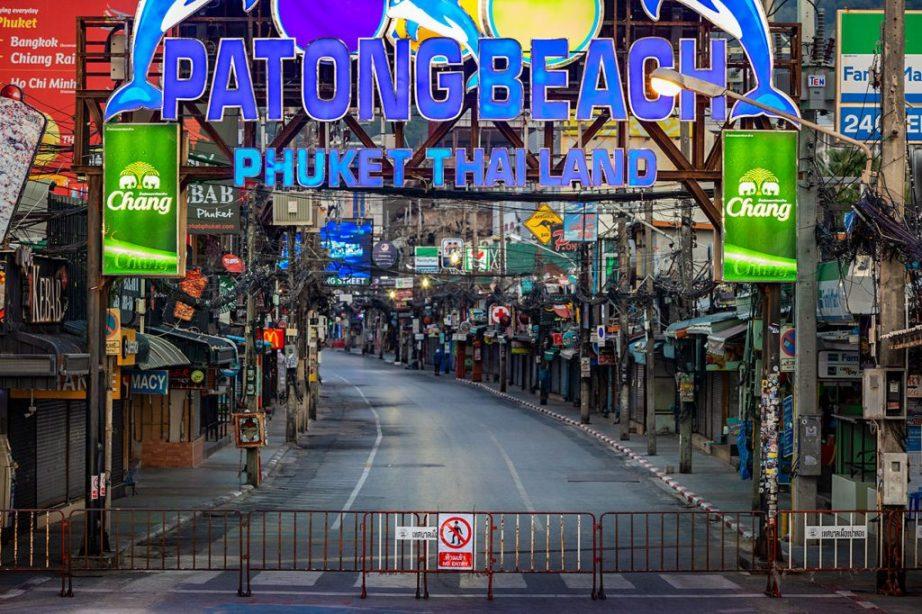 Bangla Walking Street in 2021