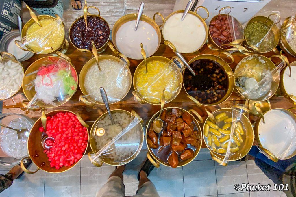 Wanlamun Sweet Shop in Phuket Town