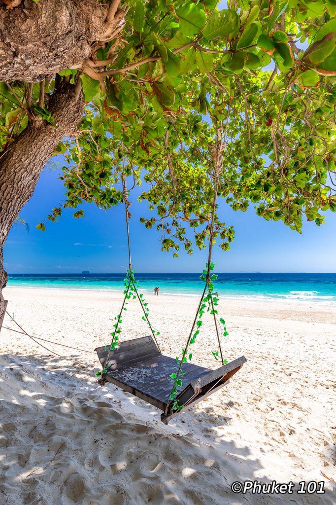 Maiton Island near Phuket in Thailand