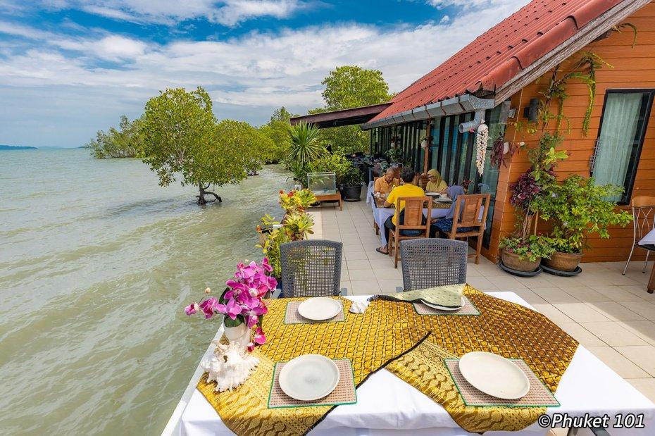 Tasak Seafood Restaurant Phuket