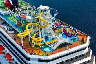 Carnival Sunshine Cruise Ship - Planet Cruise