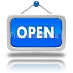 open clipart window sign signs symbols presentations presentermedia