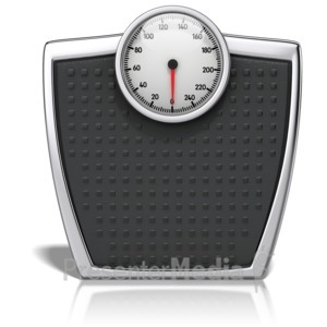 Bathroom Scale Presentation Clipart Great Clipart for