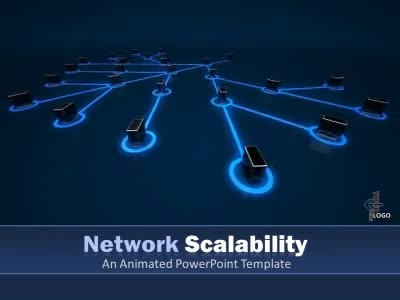 Networking Connection A PowerPoint Template From