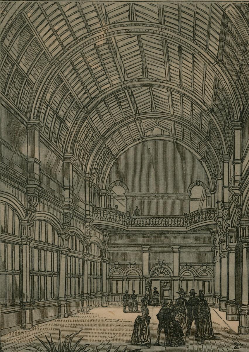 "Stunning ""secret Ceiling"" Discovered Leeds Art"