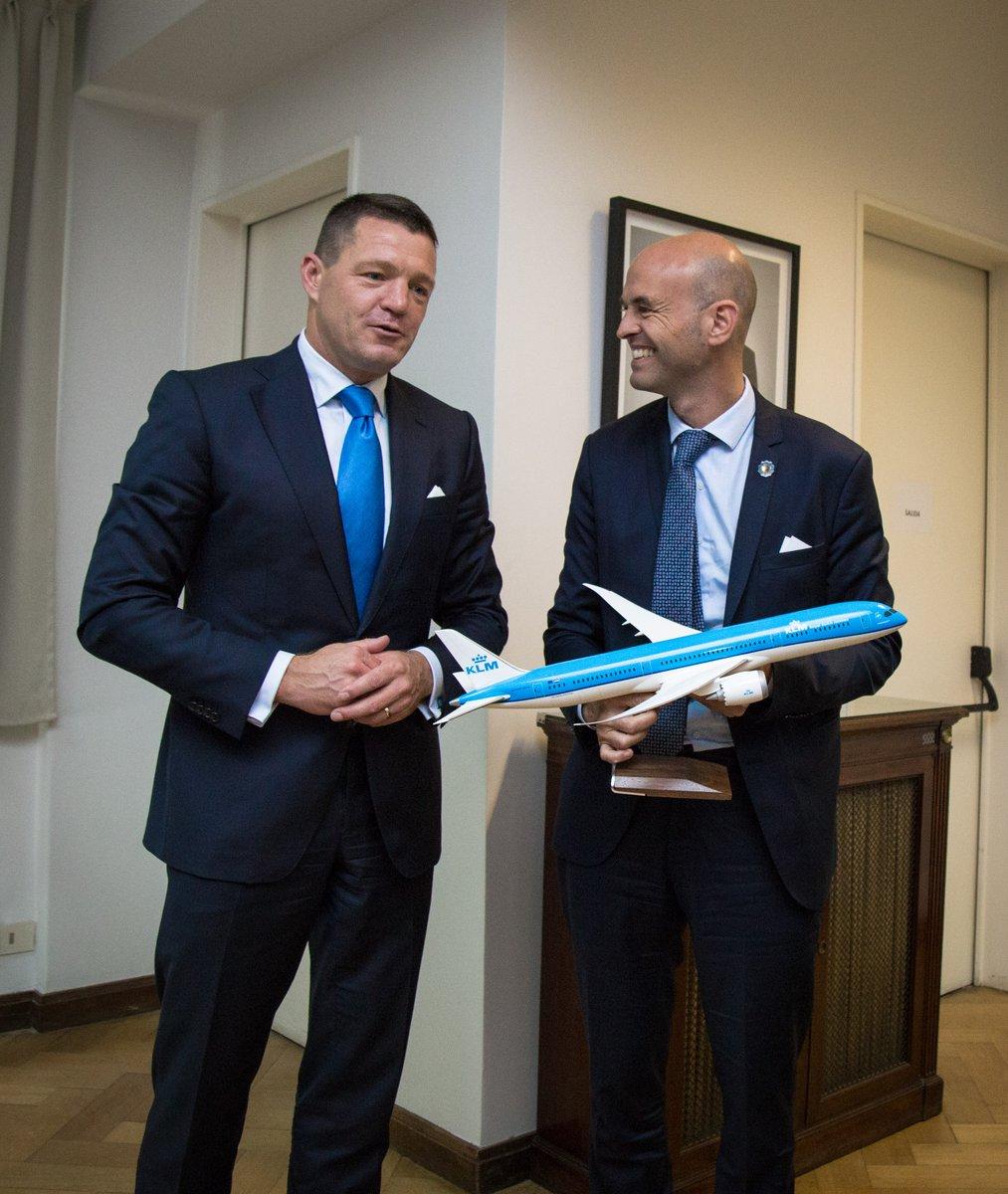 Resultado de imagen para KLM Argentina