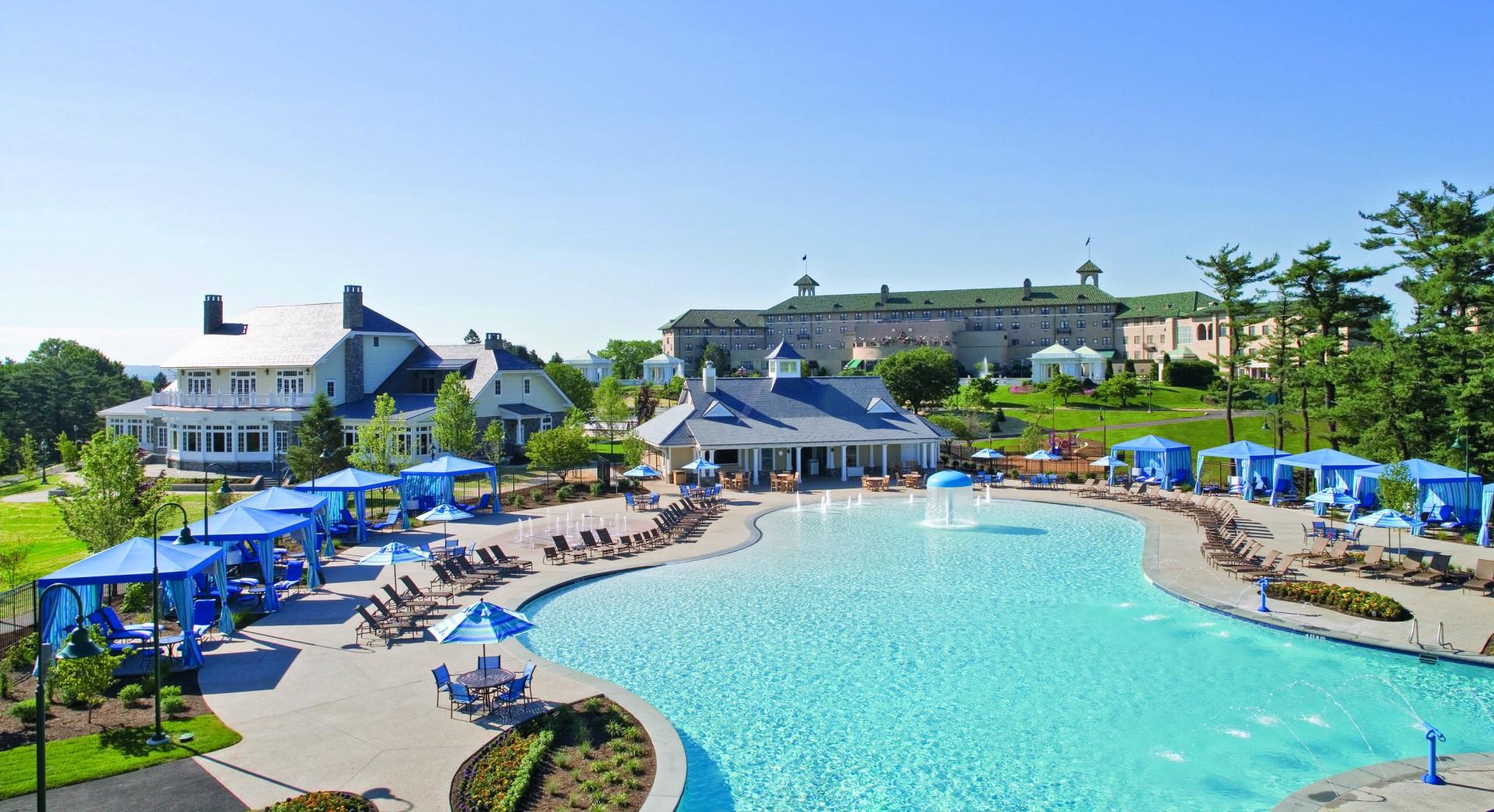 Hershey Park Hotels Pool
