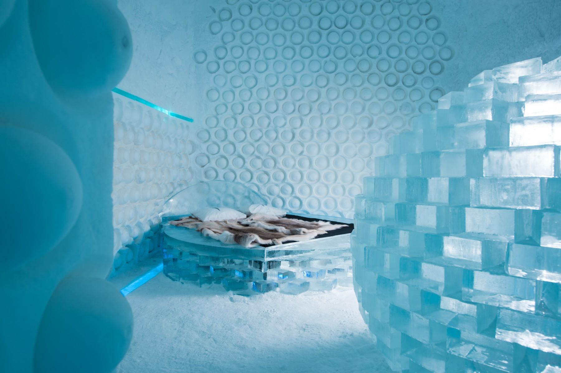 Presenta 5 Dei Pi Incredibili Igloo Ice
