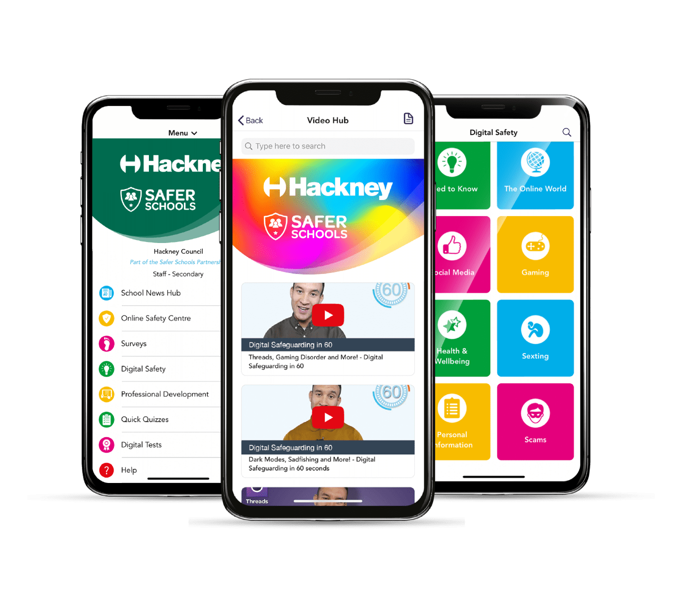 Free safeguarding app launches in Hackney to help parents ...