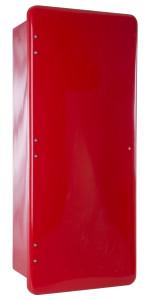 Brandsläckarskåp - släckarskåp i glasfiber för fordon