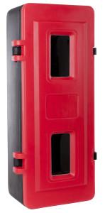 Brandsläckarskåp - släckarskåp i plast Jonesco