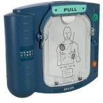 Hjärtstartare Philips HR1