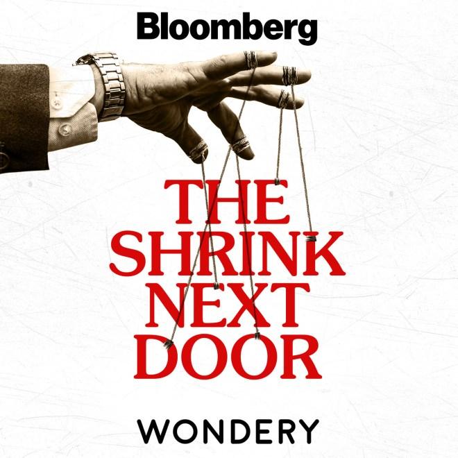Album cover art for The Shrink Next Door