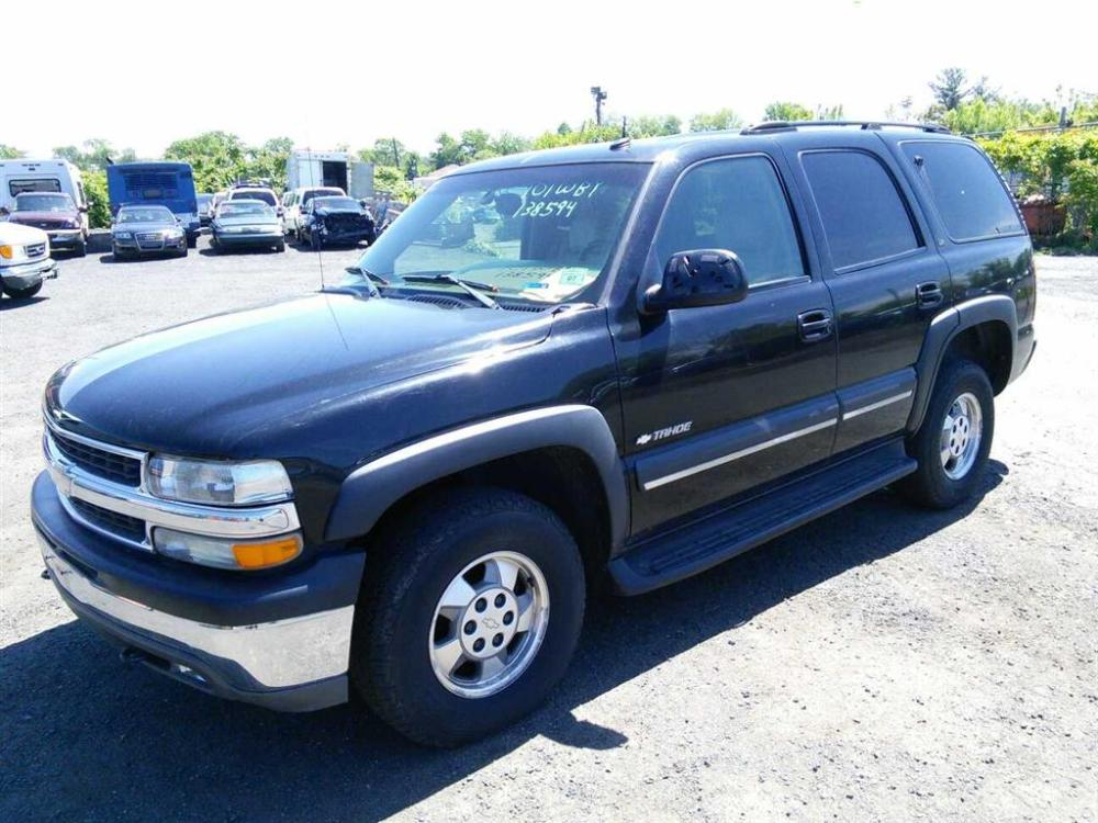 medium resolution of image 1 of 30 2003 chevrolet tahoe lt