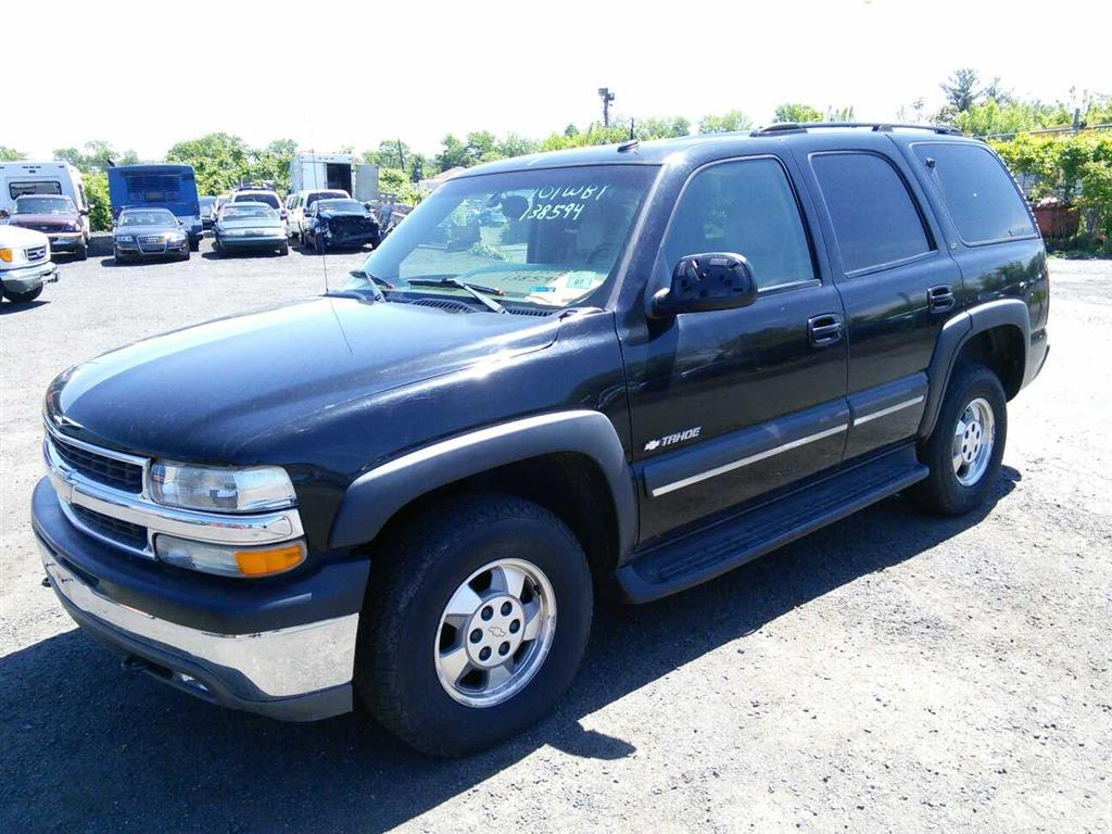 hight resolution of image 1 of 30 2003 chevrolet tahoe lt