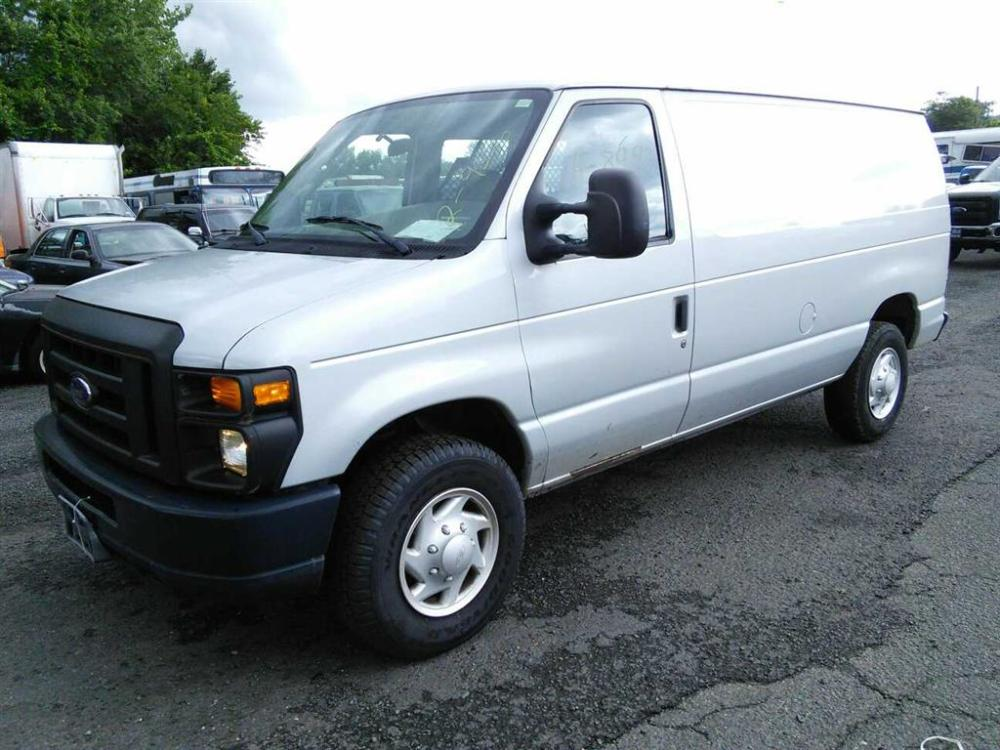 medium resolution of 2008 ford e 250 cargo van hartford ct 06114