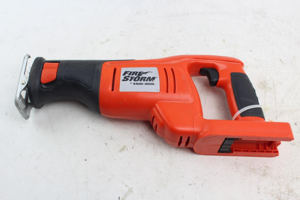 Black And Decker Firestorm Saw