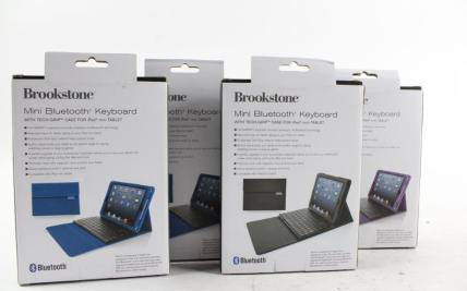 dc5eba6a314 Brookstone Mini Bluetooth Keyboards For IPad Mini, 4 Pieces