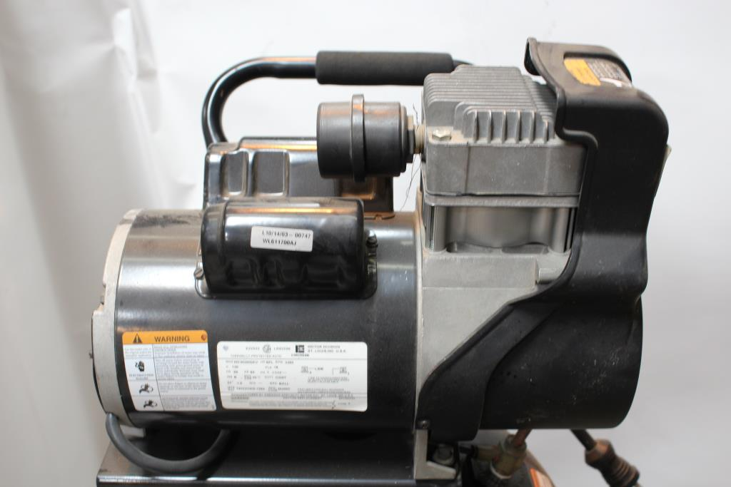 Campbell Hausfeld Iron Force Air Compressor