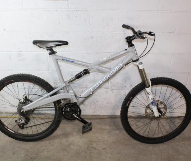 Cannondale Prophet Mountain Bike