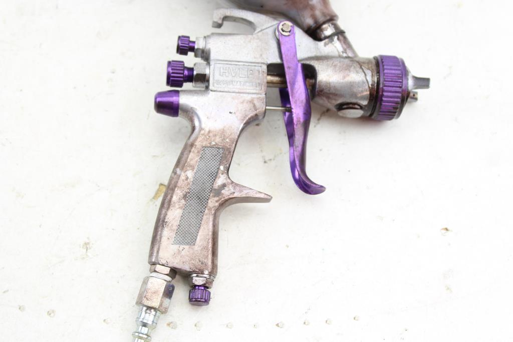 Central Pneumatic Hvlp Spray Gun Kit