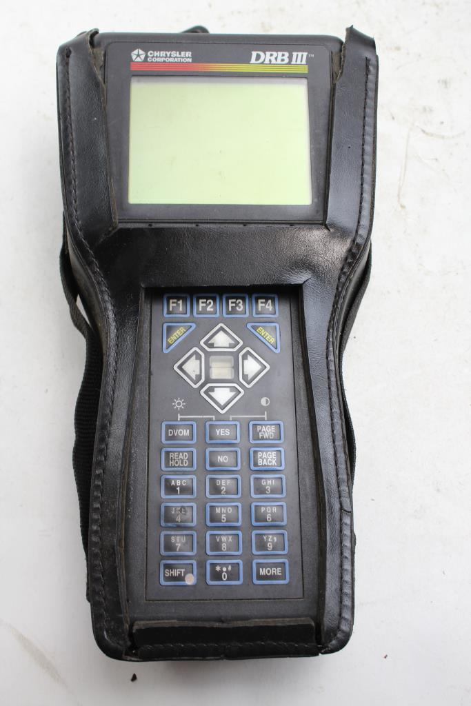 Drb 3 Scan Tool : Chrysler, Diagnostic, Property