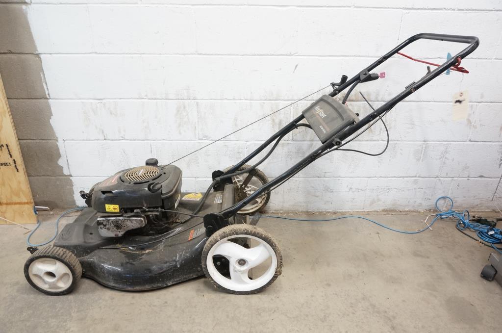 Craftsman Mrs Key Start Lawn Mower