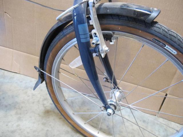 Dahon 4130 Blue Folding Bike | Property Room