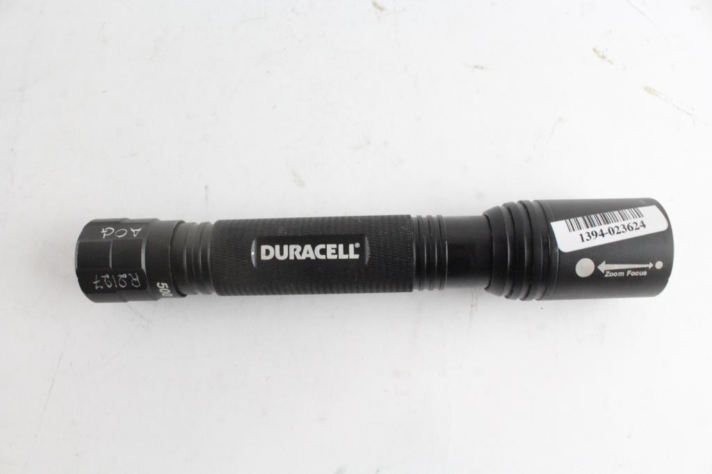 duracell durabeam tactical flashlight