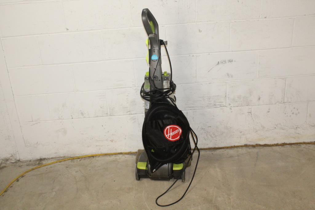 Hoover Dual Power Pro Carpet Washer