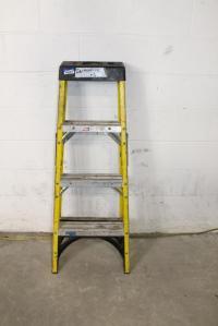 Husky 4' Foot Ladder | Property Room