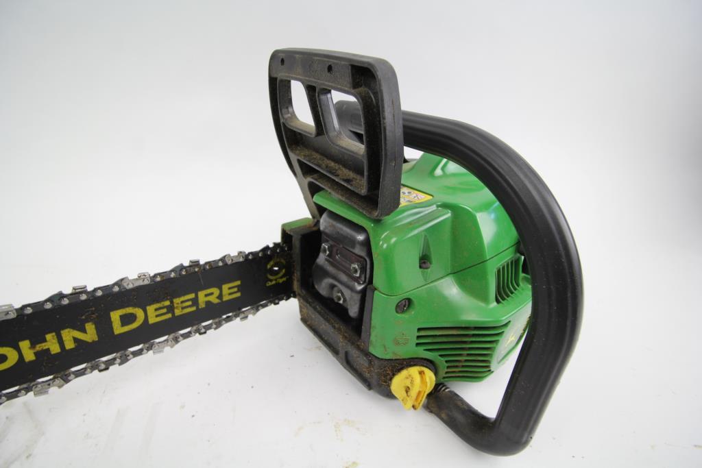 John Chainsaw Deere Parts