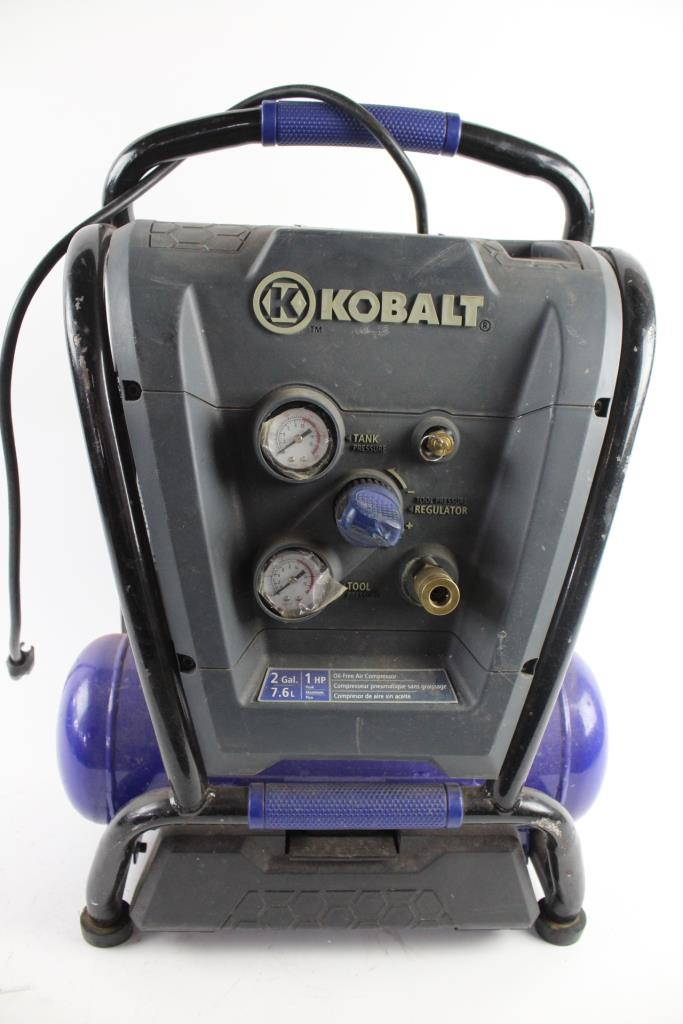 Kobalt Air Compressor Oil Weight