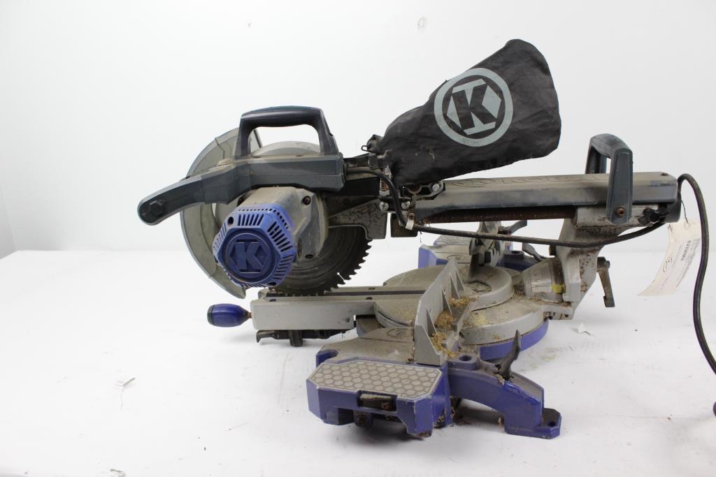 Kobalt 10 Miter Saw Blade Guard