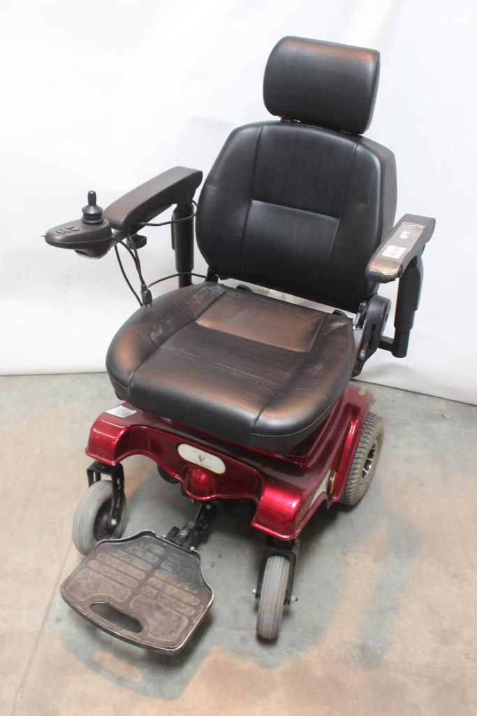 liberty 312 power chair kids table and set majors mobility electric wheelchair property room image 1 of 3