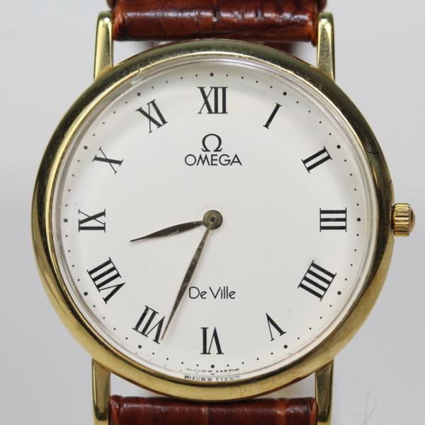 Men' Omega Deville Ultra Thin Dress Watch - Evaluated