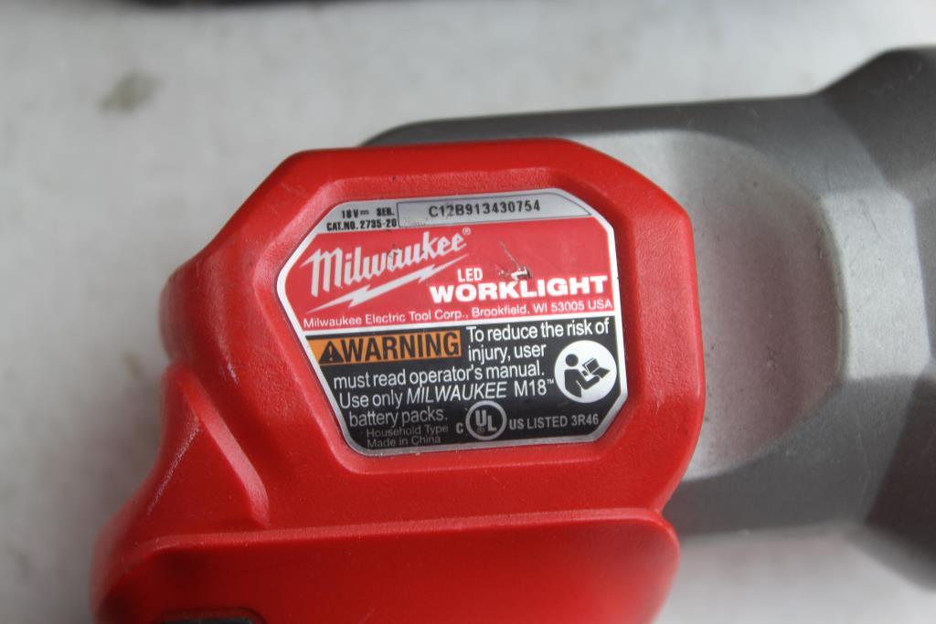 Milwaukee Tools China