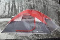 Ozark Trail 9x7 Backpacking Tent & Ozark Trail Tent ...