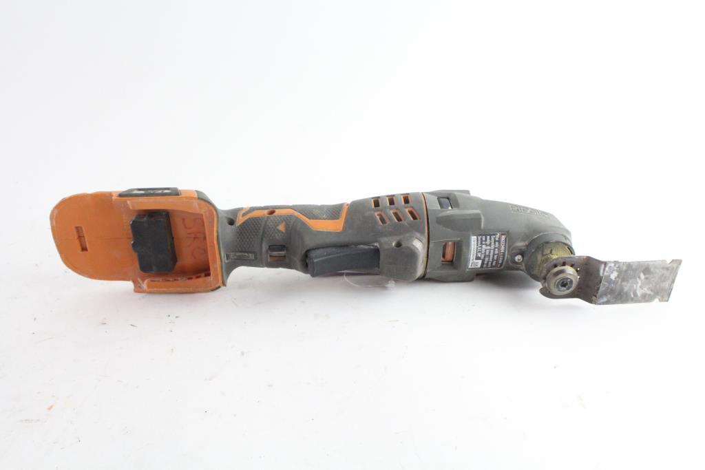 Ridgid Multi Tool Cordless